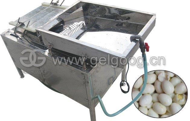 Automatic Quail Egg Shelling Machine