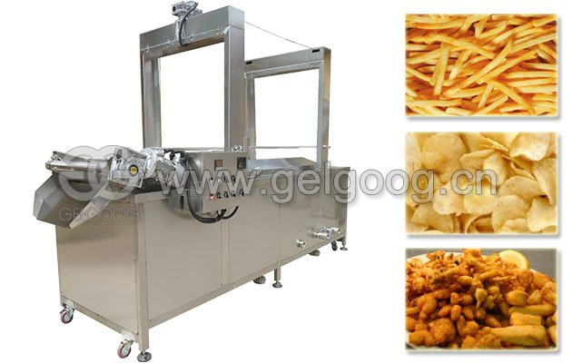 Commercial French Fries Fryer Machine