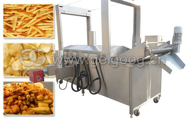 Commercial French Fries Fryer