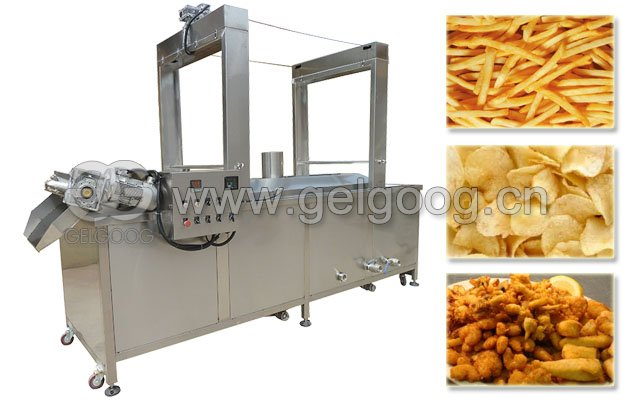 Commercial French Fries Fryer Machine|Potato Chips Frying Machine Price