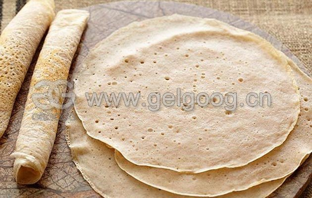 Automatic Ethiopian Injera Making Machine for Sale