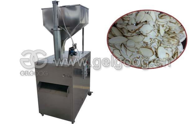 Almond Pista Slice Cutting Machine Price
