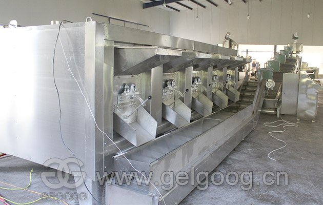 Industrial Peanut Butter Processing Equipment