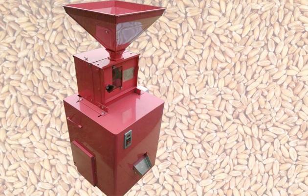Farmer Einkorn Spelt Wheat Dehuller Machine for Sale